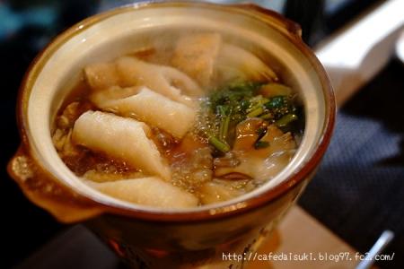 乳頭温泉 妙乃湯◇きりたんぽ鍋