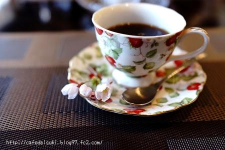 乳頭温泉 妙乃湯◇朝食後のコーヒー