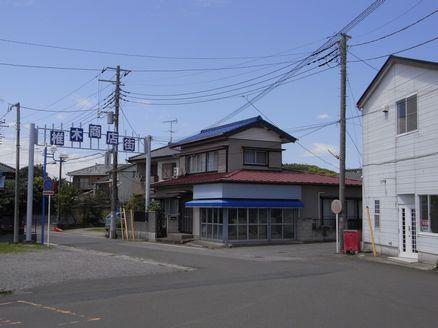 椎木商店街入口