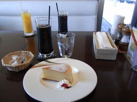 ベイクドイチーズケーキ