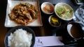 美々 生姜焼き定食