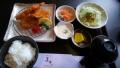 美々 海鮮ミックスフライ定食