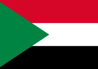 スーダン国旗