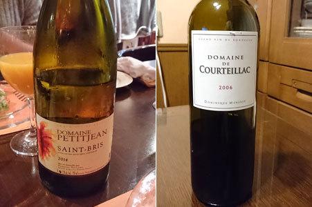 20161204忘年会ワイン
