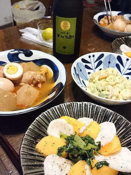 20161124ご飯
