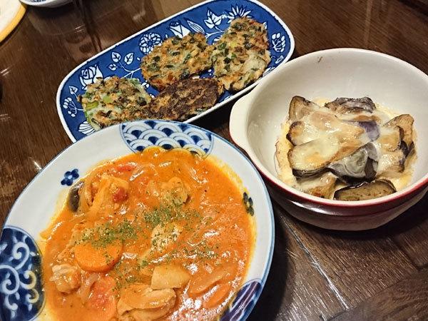 20161125ご飯