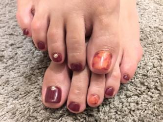 べっ甲foot