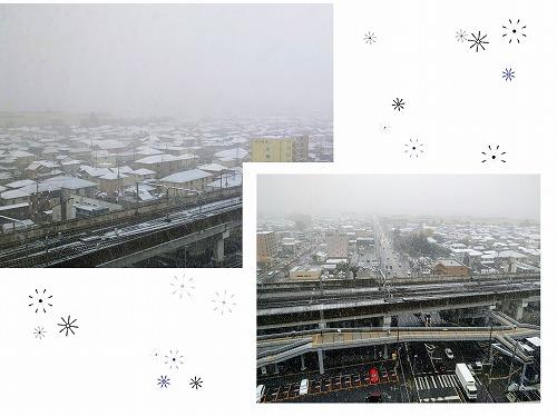 s-雪景色
