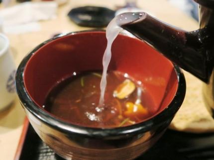 16-10-21 蕎麦湯