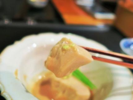 16-10-31 1ごま豆腐たべ