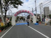 区民祭りスタート(2)
