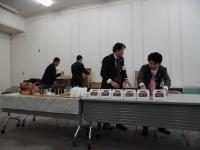 武蔵野銀行さん準備ありがとうございます