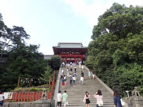 鶴岡八幡宮20160811