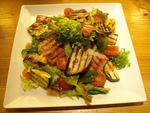 わらん県央店・H28・2 焼野菜サラダ