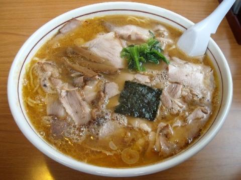 ひぐま本店・H28・4 味噌らーめん特盛1