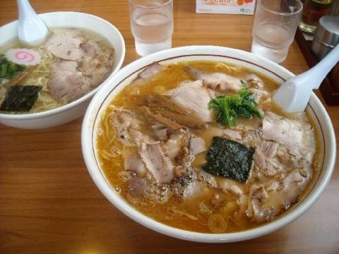 ひぐま本店・H28・4 味噌らーめん特盛2