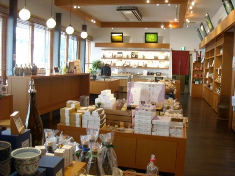 あさひ山アンテナショップ・H27・12 店2