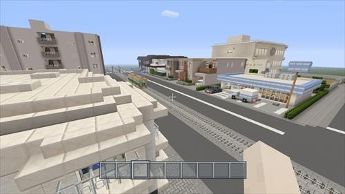 マイクラ都市計画 第一回 (1)