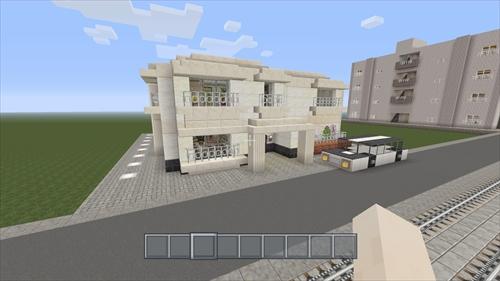 マイクラ都市計画 第一回 (2)