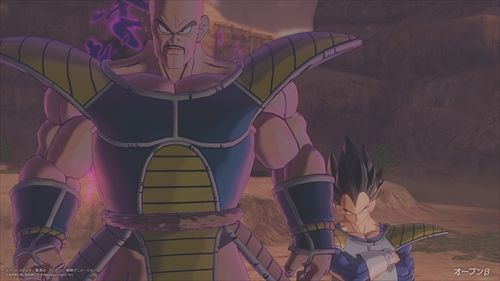 DRAGON BALL XENOVERSE 2(オープンβ) (28)