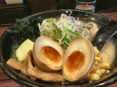 錦糸町の味噌ラーメン