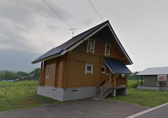 パウダー小屋