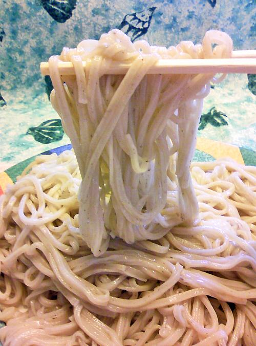 鳩豆うどん麺