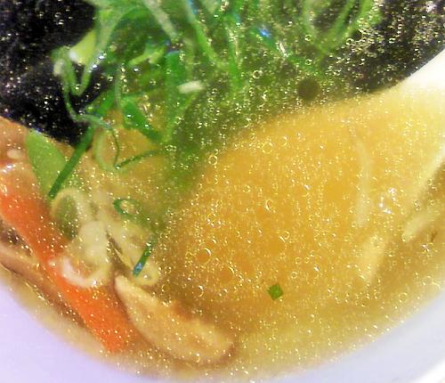 野菜ラーメンスプーン