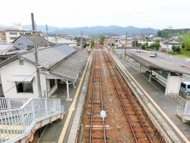 鉄道写真と鉄道サウンドを楽しむブログ スポンサーサイト  和歌山線掖上駅