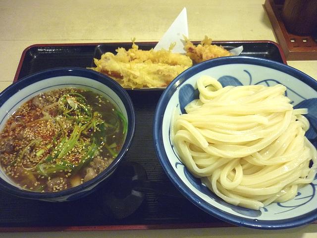 辛味牛つけ麺