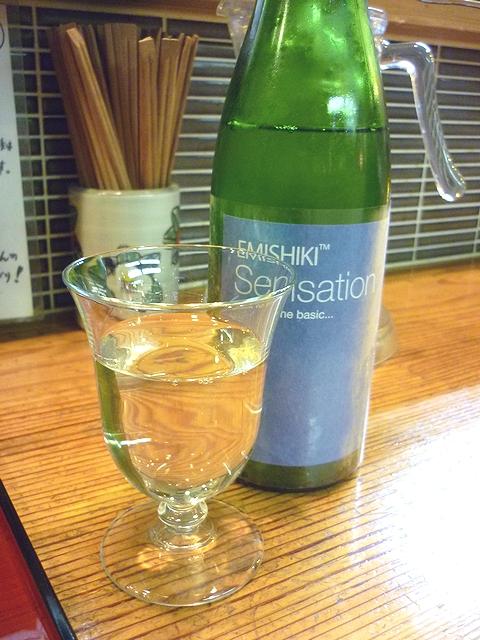 日本酒(笑四季)