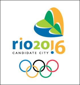 小物 リオオリンピックロゴ