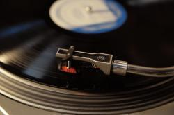 小物 レコードプレーヤー
