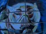 ペガサス・ダイビングプールの壁画 (1)