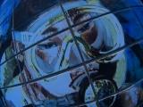 ペガサス・ダイビングプールの壁画 (2)
