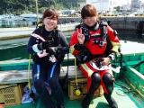 160712勝山ダイビング (1)