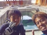 勝浦鵜原志村ビーチ講習ライセンス市川ダイビング (3)