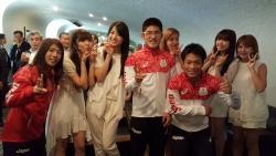℃-uteと選手たち