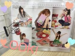 ハロショ名古屋店℃-uteカレンダー2017サンプル01
