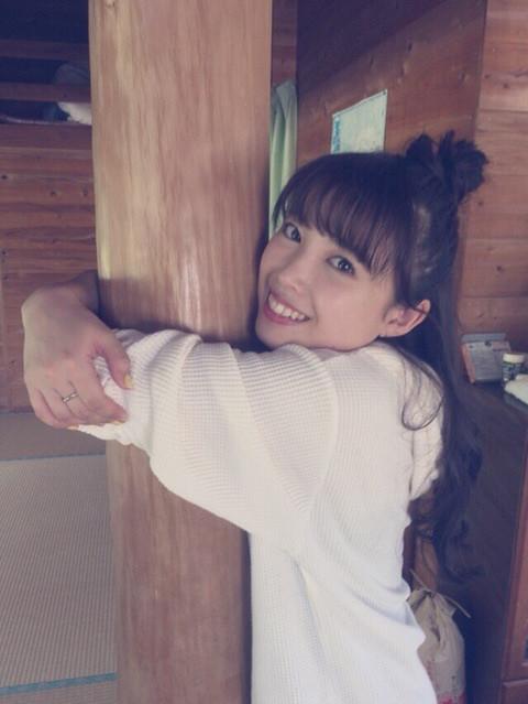 可愛いナカジマちゃん(* ´∀`*)
