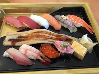 寿司うめえ