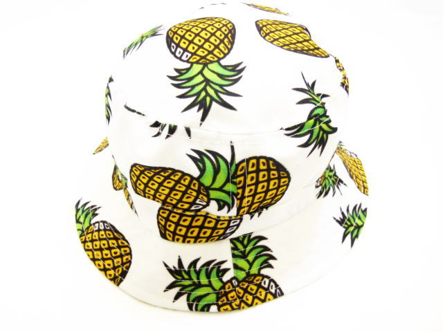 INTERFACE PINEAPPLE BUCKET HAT