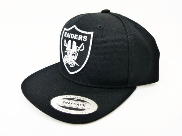 INTERFACE RAIDERS PATCH B.B CAP