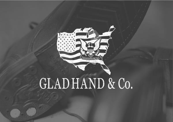 GLAD HAND×ALL AMERICAN BOOTS MFG INC 2016 AUTUMN&WINTER
