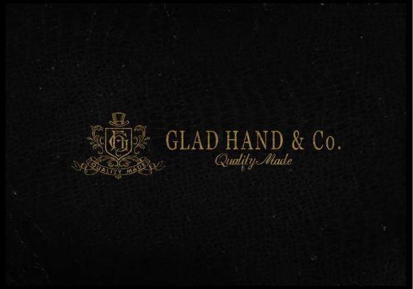 GLAD HAND HAT 2016 AUTUMN&WINTER