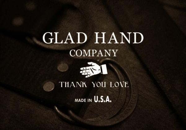 GLAD HAND BELT 2016 AUTUMN&WINTER