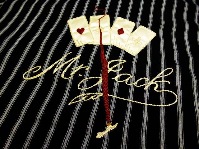 GANGSTERVILLE GAMBLER-SHIRTS