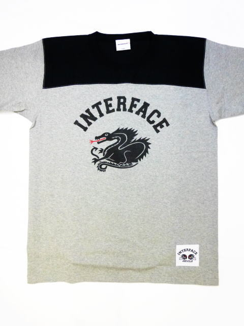 INTERFACE DEVILS FOOTBALL TEE