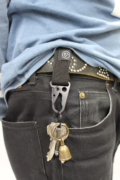 INTERFACE BELT CARABINER