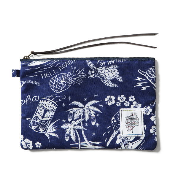 SOFTMACHINE HELL BEACH POUCH
